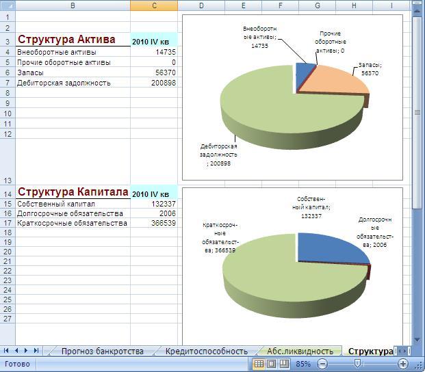 финансовый анализ программа скачать бесплатно - фото 5